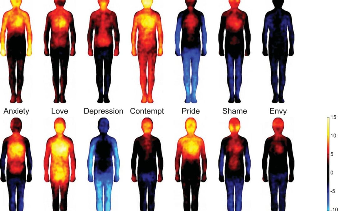 Physical Sensations of our Emotions…
