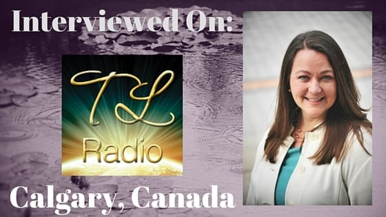 Radio Interview, Tenacious Living, Carrie-Ann Baron