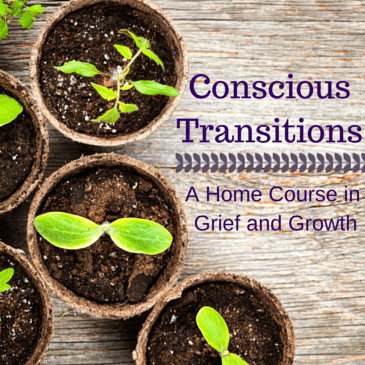 Conscious Transitions: Home Course in Grief and Growth