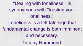 Treat your loneliness as a sign to rock your own boat. This is one of the dealing with loneliness quotes that will change the way you see pain.
